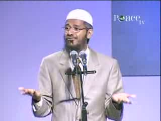Media And Islam War Or Peace - Dr. Zakir Naik Part 7-22