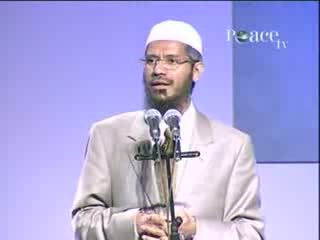 Media And Islam War Or Peace - Dr. Zakir Naik Part 16-22