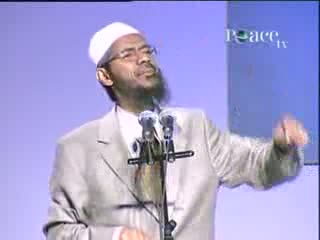 Media And Islam War Or Peace - Dr. Zakir Naik Part 22-22