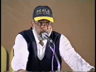Purpose Of Creation - Dr. Zakir Naik Part 1-16