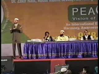 Purpose Of Creation - Dr. Zakir Naik Part 2-16