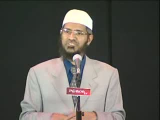 Seeking The Knowledge In The Light Of Islam -Z. Naik Part 3-18