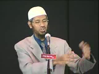 Seeking The Knowledge In The Light Of Islam -Z. Naik Part 4-18