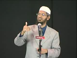 Seeking The Knowledge In The Light Of Islam -Z. Naik Part 5-18
