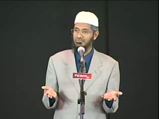 Seeking The Knowledge In The Light Of Islam -Z. Naik Part 7-18