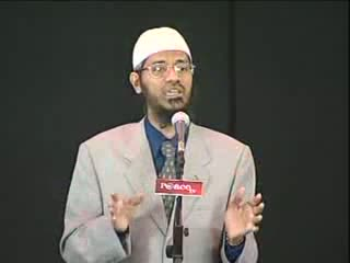 Seeking The Knowledge In The Light Of Islam -Z. Naik Part 9-18