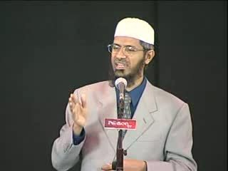 Seeking The Knowledge In The Light Of Islam -Z. Naik Part 10-18