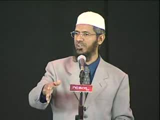 Seeking The Knowledge In The Light Of Islam -Z. Naik Part 18-18