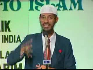 Why the West is Coming to Islam - By Dr. Zakir Naik Part 1-9