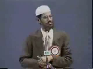 Zakir Naik- Was Islam spread by sword