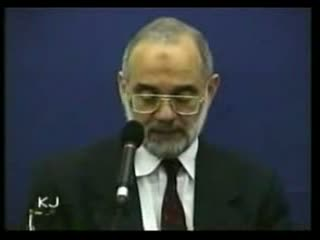 Dr. Jamal Badawi - Crime and Punishment in the Qur'an Part 1-27