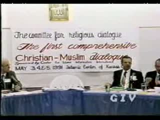 Dr. Jamal Badawi - Is the Quran True Word of God Part 18-27