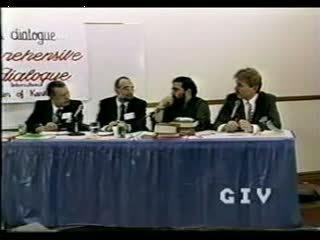 Dr. Jamal Badawi - Is the Quran True Word of God Part 20-27