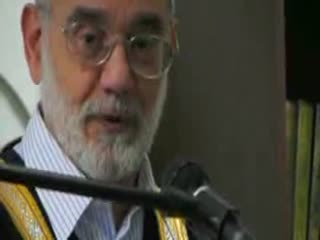 Dr Jamal Badawi on the Event of New Year Part 1 of 2