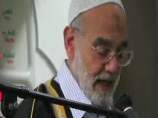 Dr Jamal Badawi on the Event of New Year Part 2 of 2