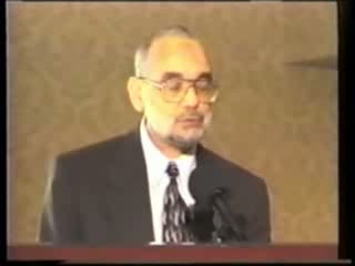 Human Dignity and Courage - Dr. Jamal Badawi Part 1-5