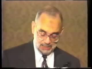 Human Dignity and Courage - Dr. Jamal Badawi Part 2-5