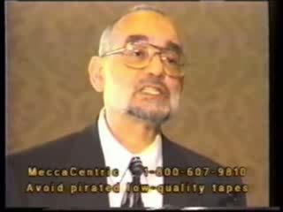 Human Dignity and Courage - Dr. Jamal Badawi Part 4-5