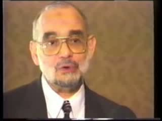 Human Dignity and Courage - Dr. Jamal Badawi Part 5-5