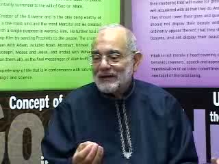 Interview w Jamal Badawi The Qur'an - Part 3-10