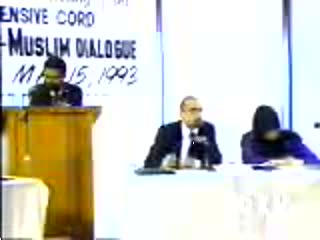 Jamal Badawi - Women Treatment in Bible and Islam 5 of 16