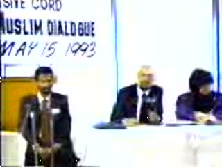 Jamal Badawi - Women Treatment in Bible and Islam 7 of 16