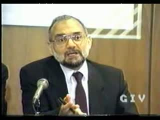 The Cross and Salvation  - Dr. Jamal Badawi - Part 1-16