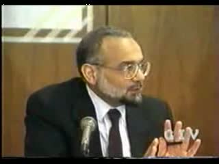 The Cross and Salvation  - Dr. Jamal Badawi - Part 4-16