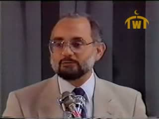 The Qur'an word of God or Muhammad - Dr. Jamal Badawi – Part 3 of 8
