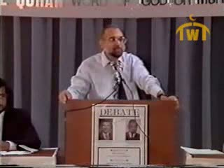 The Qur'an word of God or Muhammad - Dr. Jamal Badawi -   Q & A Session  - Part 8 of 8