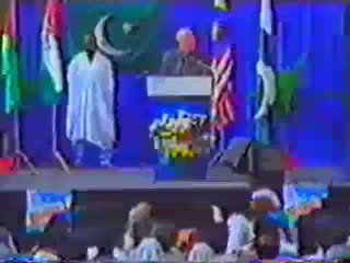 Ahmed Deedat and Wakefield - Was Christ Crucified