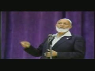 Bible God's Word - Deedat vs Swaggart 3 of 18