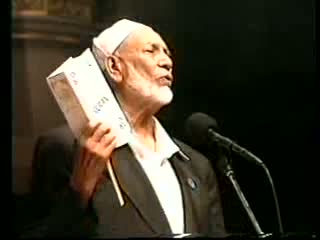 Christ (PBUH) In Islam - Sheikh Ahmed Deedat Part 2-12