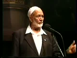 Christ (PBUH) In Islam - Sheikh Ahmed Deedat Part 7-12