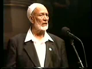 Christ (PBUH) In Islam - Sheikh Ahmed Deedat Part 9-12