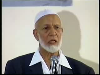 Dawah In The U.K. - Sheikh Ahmed Deedat Part 1-12