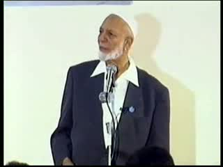 Dawah In The U.K. - Sheikh Ahmed Deedat Part 7-12