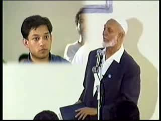 Dawah In The U.K. - Sheikh Ahmed Deedat Part 8-12
