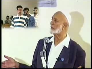 Dawah In The U.K. - Sheikh Ahmed Deedat Part 9-12