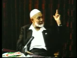 Freely Speaking With Ginna Lewis - Sheikh Ahmed Deedat Part 2-9