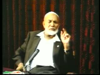 Freely Speaking With Ginna Lewis - Sheikh Ahmed Deedat Part 3-9
