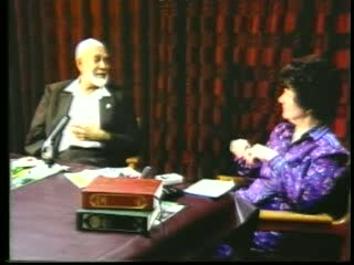 Freely Speaking With Ginna Lewis - Sheikh Ahmed Deedat Part 4-9
