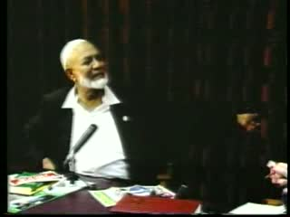 Freely Speaking With Ginna Lewis - Sheikh Ahmed Deedat Part 5-9