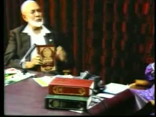 Freely Speaking With Ginna Lewis - Sheikh Ahmed Deedat Part 6-9