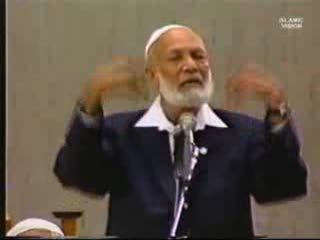Is Israel Setup For Destruction - Sheikh Deedat Part 1-9