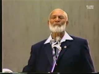 Is Israel Setup For Destruction - Sheikh Deedat Part 3-9