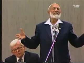 Is Israel Setup For Destruction - Sheikh Deedat Part 8-9