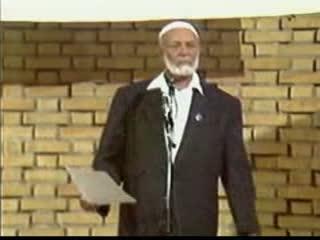 Is Jesus God - Ahmed Deedat Vs Eric Bock 2 of 13