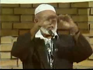 Is Jesus God - Ahmed Deedat Vs Eric Bock 4 of 13