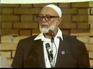 Is Jesus God - Ahmed Deedat Vs Eric Bock 5 of 13